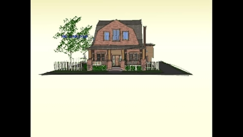 Thumbnail for entry Evelyn's Dutch colonial house