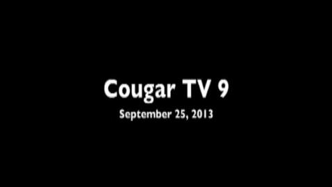 Thumbnail for entry Capital High CTV 9, Charleston, WV