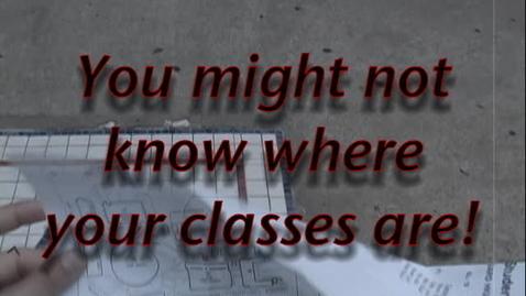 Thumbnail for entry Welcome Freshmen