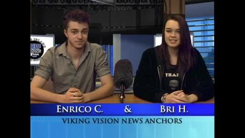 Thumbnail for entry Viking Vision News Wed 5-1-2019 #554