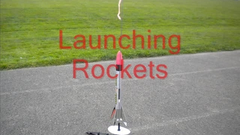 Thumbnail for entry Rocket Launch Safety