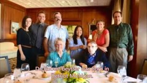 Thumbnail for entry Dr. Robert Beyster