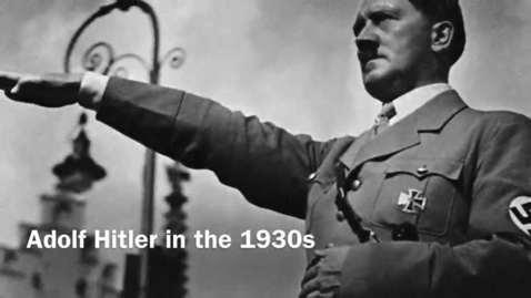 Thumbnail for entry Adolf Hitler in the 1930s