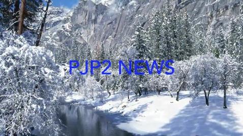 Thumbnail for entry PJPII News December 19, 2016