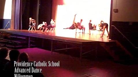 Thumbnail for entry Dance: Wilkommen