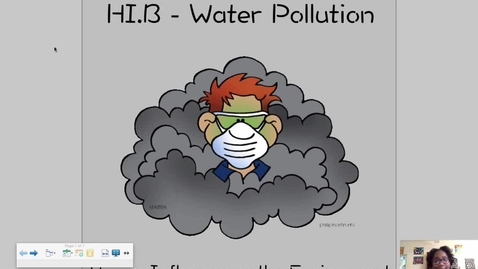 Thumbnail for entry HI.B - Water Pollution