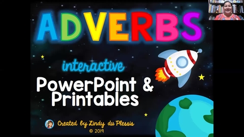 Thumbnail for entry Mini Writing Lesson on Adverbs_5.5.2020