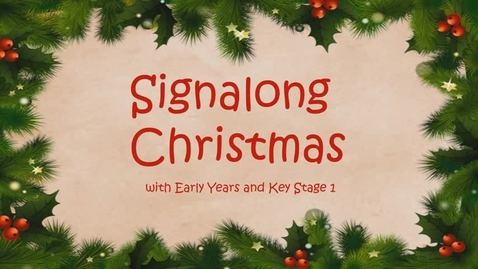 Thumbnail for entry KS1 and EYFS Christmas