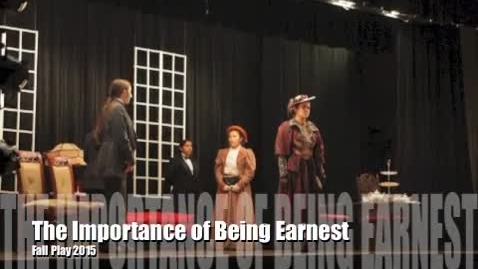 Thumbnail for entry Importance of Being Earnest