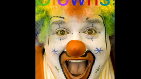 Thumbnail for entry Clowns