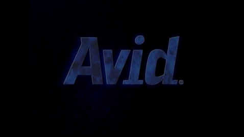 Thumbnail for entry Avid Commercial