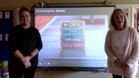 Thumbnail for entry Large Motor:  Milkshake Dance