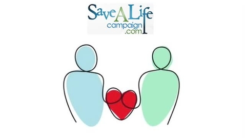 Thumbnail for entry Save A Life Campaign PSA's