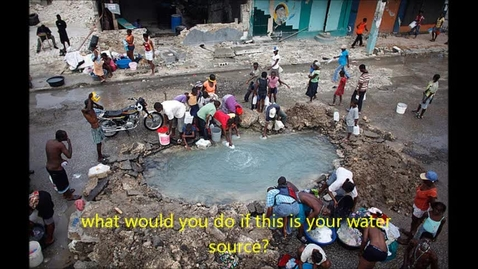 Thumbnail for entry cholera public service health announcement