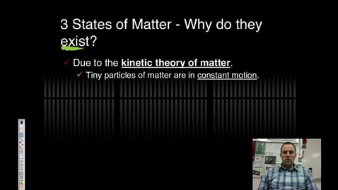 Thumbnail for entry 27. States of Matter Review