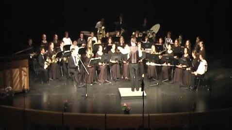 Thumbnail for entry October- Century High School Symphonic Band