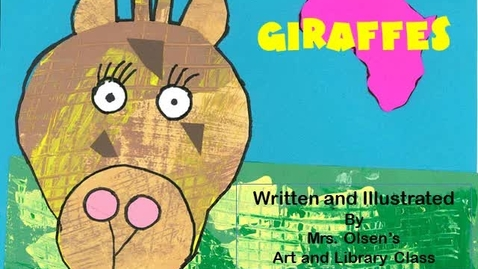 Thumbnail for entry Giraffes