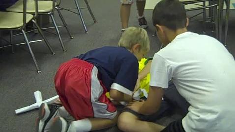 Thumbnail for entry 5th Grade Action Video Noah Stephen 2