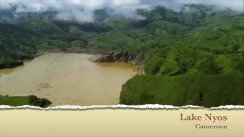 Thumbnail for entry Lake Nyos