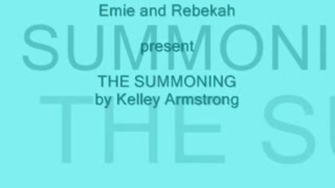 Thumbnail for entry The Summoning