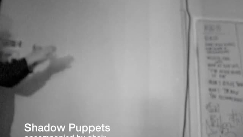 Thumbnail for entry Shadow Puppet