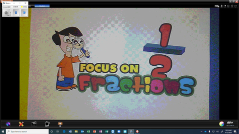 Thumbnail for entry Addding and Subtracting Fractions with Like Denominators