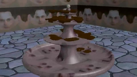 Thumbnail for entry Incredibly Realistic Looking Fountain