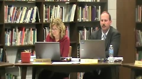 Thumbnail for entry 4/12/12 Pt 2 School Board Meeting