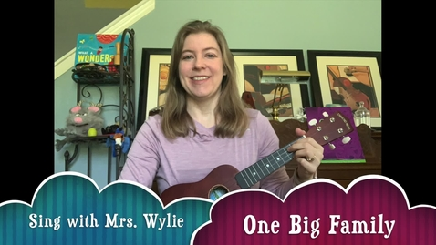 Thumbnail for entry One Big Family