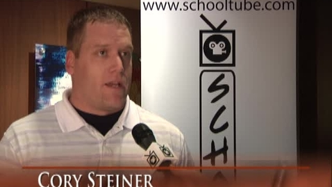 Thumbnail for entry Cory Steiner: NASSP/Virco Assistant Principal Of The Year