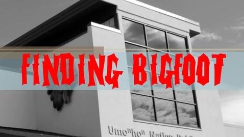 Thumbnail for entry Finding Bigfoot: OMAHA NATION