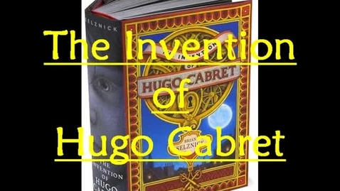 Thumbnail for entry The Invention of Hugo Cabret Booktrailer