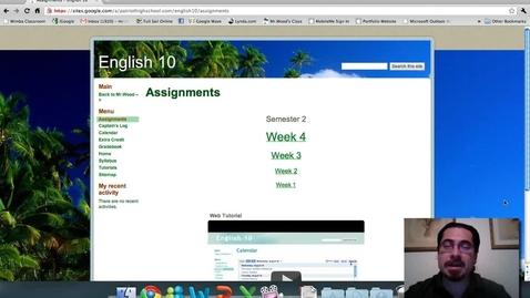 Thumbnail for entry Week 4 semester 2