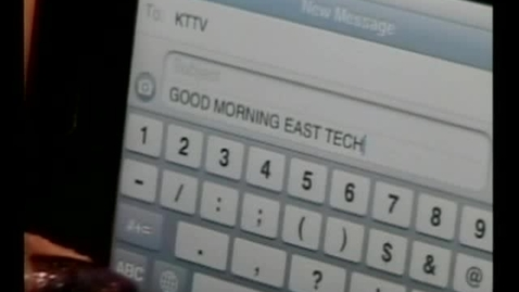 Thumbnail for entry 04-29-11 Good Morning East Tech Friday Edition