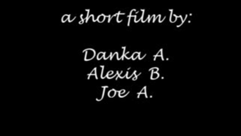 Thumbnail for entry Complete Boredom (WSCN Short Film 2008-2009)
