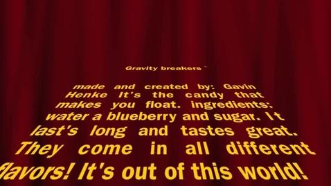Thumbnail for entry Gravity Breakerz -  Gavin