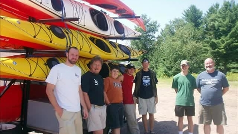 Thumbnail for entry Apostle Island Kayaking Trip