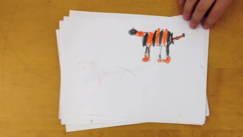 Thumbnail for entry Grade 1 Animal Research - Tigers 3