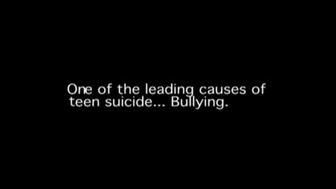 Thumbnail for entry Evan Dollarhide Bullying Editorial