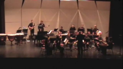Thumbnail for entry 2013 RHS Winter Concert - Jazz Ensemble