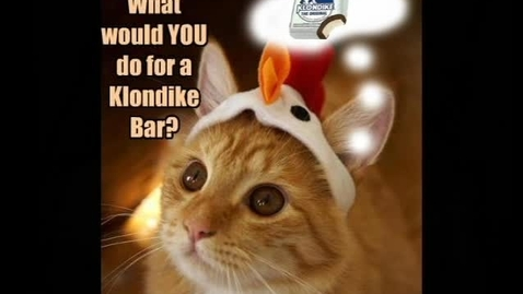 Thumbnail for entry What Would YOU Do for a Klondike Bar?  - WSCN (2009-2010)