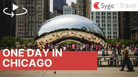 Thumbnail for entry One day in Chicago: 360° Virtual Tour with Voice Over