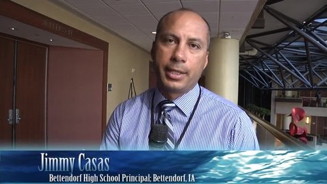 Thumbnail for entry NASC RSVP Program: Principal Jimmy Casas