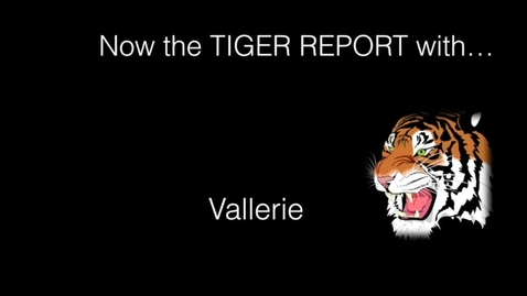 Thumbnail for entry 2016 12 15 Tiger TV