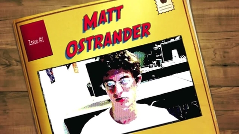 Thumbnail for entry Matt Ostrander Auto bio