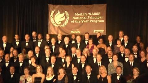 Thumbnail for entry Norman Gear: MetLife/NASSP Principal of the Year, Michigan