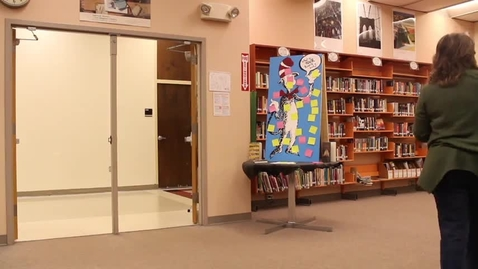 Thumbnail for entry Young adult authors visit Middletown High school