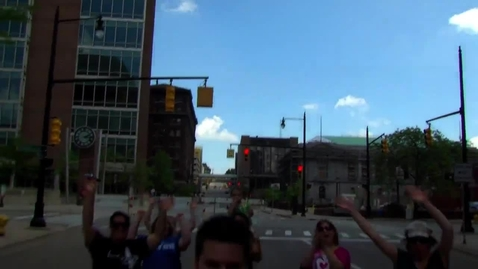 Thumbnail for entry Grand Rapids Lip dub