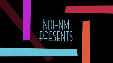 Thumbnail for entry NDI-NM Promo for Broadway Bound! 2014