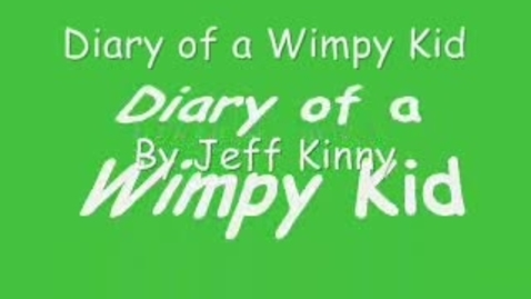 Thumbnail for entry Diary of a Wimpy Kid Claymation